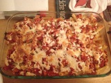 No Recipe Baked Ziti (With a Recipe)